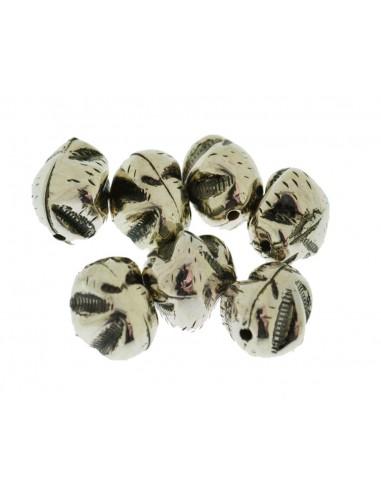 7 Pz. Perle inframezzi strani